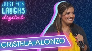 Cristela Alonzo Pretends To Be Indian