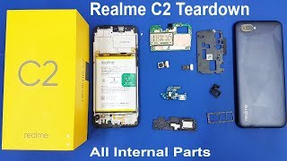 Realme C2 Disassembly / Realme C2 Teardown || How to open Realme C2 all Internal Parts