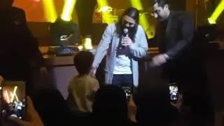 شهداد من..در کنسرت امیر عباس گلاب