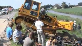 Caterpillar D5 - FJ de Boer