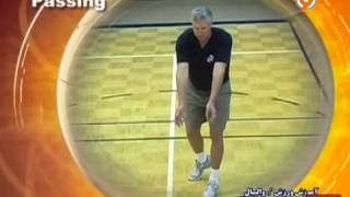 آموزش والیبال 🏆 کنترل توپ