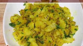 Aloo (Potato) Masala Recipe by Manjula