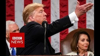 What happened at the State of the Union? - BBC News