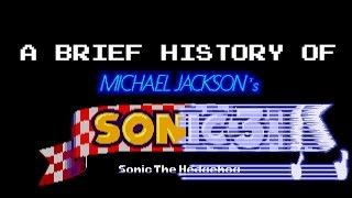 A Brief History of Michael Jackson