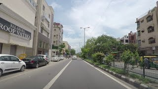 Driving In Delhi 4K - India