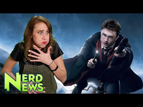 Harry Potter Ride Makes People SPEW!
