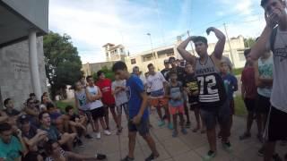 NIGGA VS TEACHE 8vos (fecha 1) | ROTONDA FREE