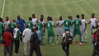 Burkina Faso - Comores [éliminatoire CAN 2017]