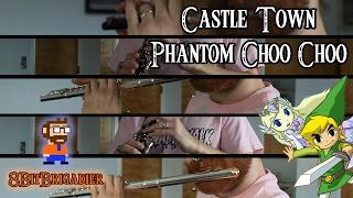 Castle Town - Spirit Tracks DS [8BitBrigadier Cover]