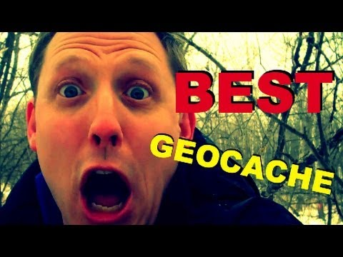 GEOCACHE OF THE YEAR!