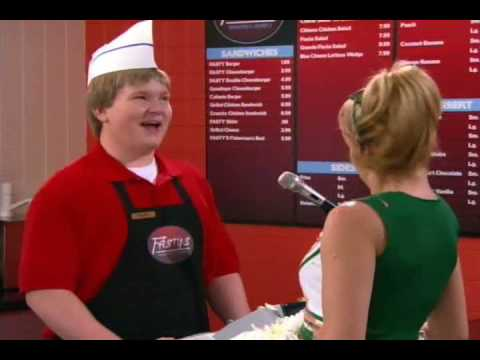 Fasty's Really Fast Food: Sonny With A Chance Sketch