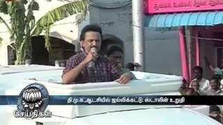 MK Stalin promises efforts to revive Jallikattu in TN if DMK voted back to power - Dinamalar
