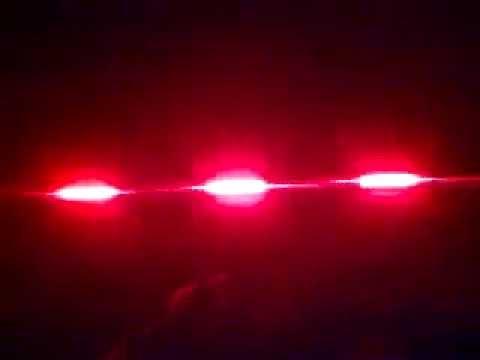 Luces Estrobo Auto Increible Luces Secuenciales Tira de Leds