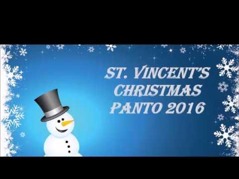 St. Vincent's Christmas Panto 2016