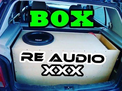 Construccion cajón Re audio XXX 12