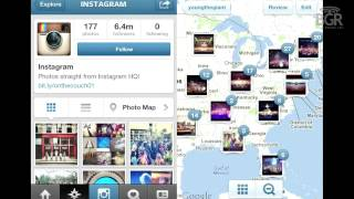 Instagram update brings photo maps and other new features