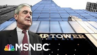 Report: Robert Mueller Examining Trump Tower Meeting Cover Story | The 11th Hour | MSNBC