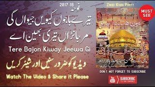 Noha - Vichora De Ke Tur Gia Mera Veer Akbar - Zahid Ali Khan Party - 2017