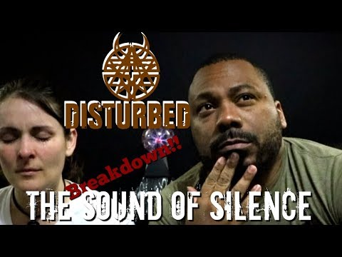 Disturbed The Sound Of Silence Reaction!!