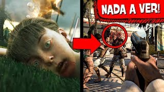 6 TRAILERS que MENTIRAM pros PLAYERS! 🤥 😡