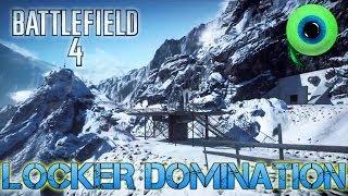 Battlefield 4 Multiplayer   DOMINATING ON OPERATION LOCKER (PC Gameplay)