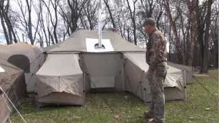 Cabela's Outfitter Series ISQ Tent Review