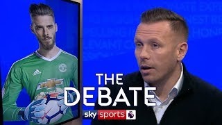 Is David De Gea destined to join Real Madrid? | Craig Bellamy & Charlie Adam | The Debate