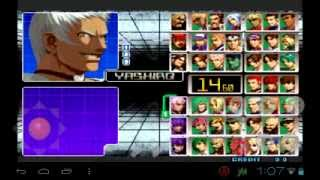 The king of fighters 2002 magic plus II green para Android