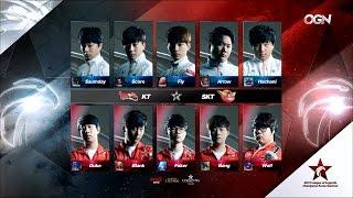 SKT vs KT Game 2 Highlights - SK TELECOM T1 vs KT ROLSTER - LCK 2016 LOL Champions Korea Summer