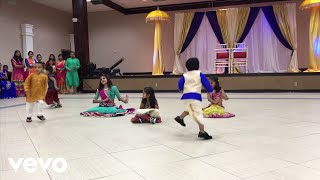 Best Bollywood Indian Wedding Dance Performance by Kids -(Prem Ratan Dhan Payo, Cham Cham)