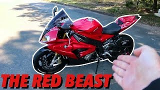 BMW S1000RR LAUNCH CONTROL!! *SC-Project Exhaust*
