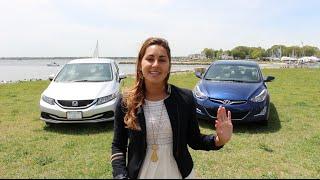 2015 Honda Civic vs. 2016 Hyundai Elantra © | Decisions