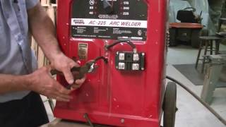 Convert your AC welding machine to DC for $50. Weld 7018 rods,more strength