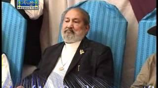 Hazrat Sayad Shah Mardan Shah Pir Sain Pagara      Sindhi new 2012  Iglass  &  interview  5