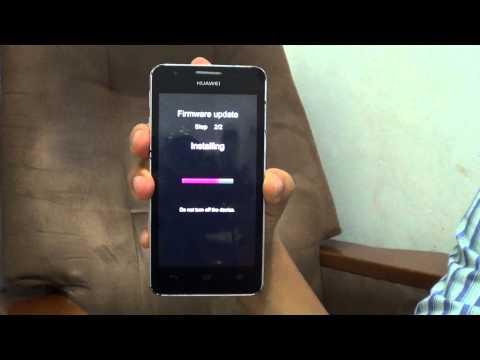 ✔ Revivir y/o Actualizar Huawei G510 (Firmware / Unbrick / Software / EMMC error)