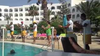 Club dance tunisia