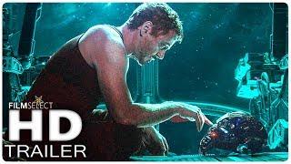 AVENGERS 4 Endgame Trailer (German Deutsch) 2019