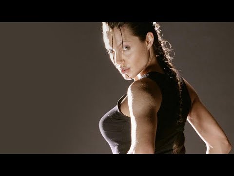Angelina Jolie Is A TOMB RAIDER -- Movie Review