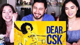 DEAR CSK | Fully | Short Film Reaction!