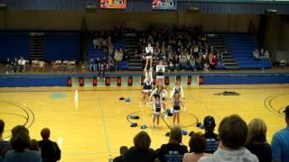 Hey Mickey! SCHS Cheerleading Dance