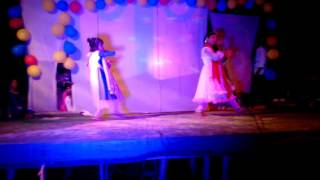 Notun chowa dance sonti+nisha