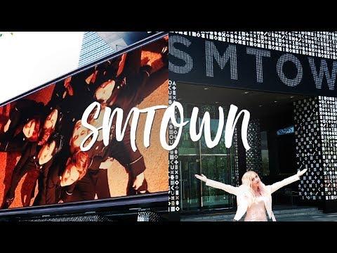 SMTOWN TOUR ► SUM Cafe, Market and Jonghyun's Memorial