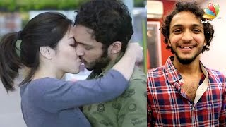 Nassar son's sensational liplock with Singapore actress | Hot Tamil Cinema News