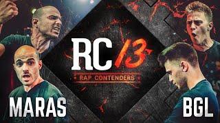 Rap Contenders 13 : BGL vs Maras