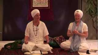 Sarb Gyan Kriya (Ek Ong Kar Sat Gur Prasad) with Sat Dharam Kaur N.D. and Sat Kaur Khalsa