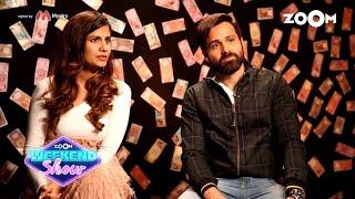 Emraan Hashmi & Shreya Dhanwanthary on their fashion choices   Zoom Weekender Statement