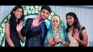 Wedding highlights     SHABITH ♡ SHAHANA    3 Dots wedding studio