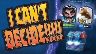 The Most Balanced Deck - NEW LEGENDARY DRAFT CHEST OPENING!!! - Clash Royale