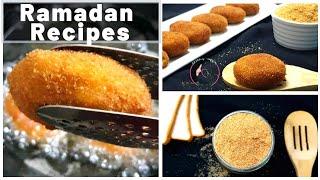 Sweet Banana cutlet|how to make and store breadcrumbs|കൊതിയൂറും കട്ലെറ്റും,ബ്രെഡ്ക്രംസ് തയ്യാറാക്കി