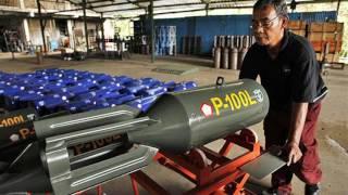Bom Sukhoi Buatan Indonesia Menuju Kemandirian Industri Pertahanan